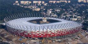 Варшава, стадион Национальный